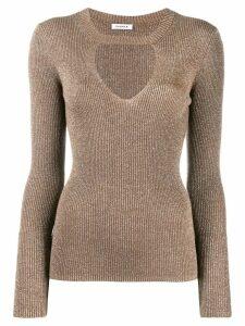 P.A.R.O.S.H. Loulux sweatshirt - Neutrals