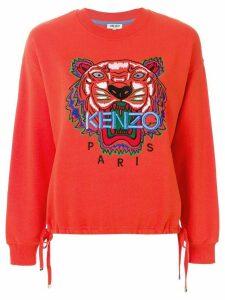 Kenzo Tiger sweatshirt - Yellow
