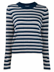 3.1 Phillip Lim Multi-stripe sweater - Blue