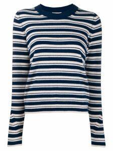 3.1 Phillip Lim Multi-stripe sweater - Blue