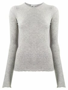 Vince ribbed knit sweater - Grey