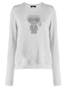Karl Lagerfeld Ikonik Karl Sweat - Grey