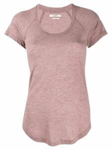 Isabel Marant Étoile dolman sleeve T-shirt - Red