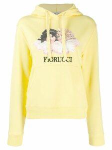 Fiorucci Vintage Angels hoodie - Yellow