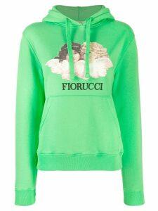 Fiorucci Vintage Angels hoodie - Green