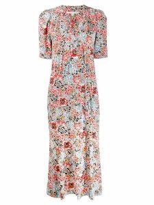 Veronica Beard Mika dress - Brown