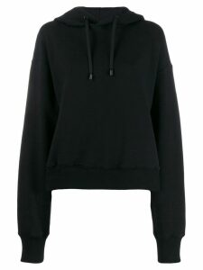 Maison Margiela classic hoodie - Black