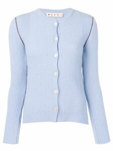 Marni casual cardigan - Blue