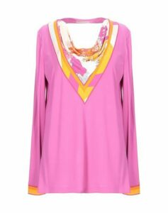 EMILIO PUCCI TOPWEAR T-shirts Women on YOOX.COM