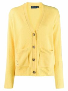 Polo Ralph Lauren v-neck cardigan - Yellow