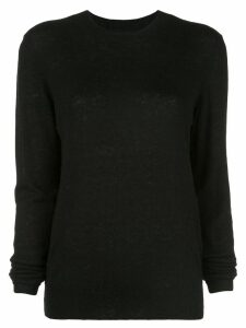 Isabel Marant Étoile knitted jumper - Black
