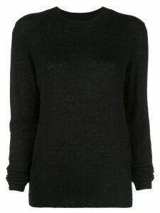 Isabel Marant Étoile knitted jumper - Black