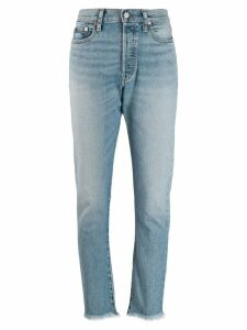Polo Ralph Lauren high-waisted skinny jeans - Blue