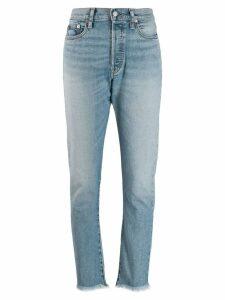 Polo Ralph Lauren high-waisted skinny jeans - Blue