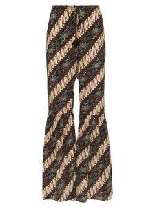 Figue Brielle batik-print trousers - JAVDI