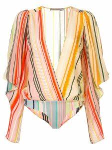 Silvia Tcherassi caledonia long sleeve top - Multicolour