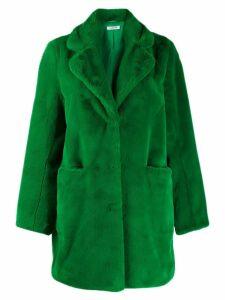 P.A.R.O.S.H. mid-length coat - Green