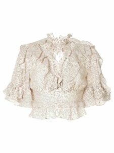 Acler Wickham top - White