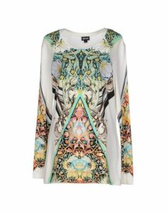 JUST CAVALLI TOPWEAR T-shirts Women on YOOX.COM