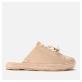 Vivienne Westwood for Melissa Women's Be Babouche Mules - Blush Orb