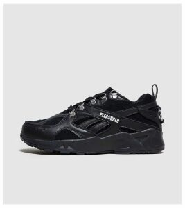 Reebok x PLEASURES Aztrek Women's, Black