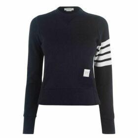 Thom Browne 4 Bar Sweater