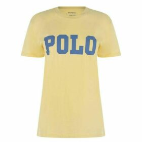 Polo Ralph Lauren Big Logo Short Sleeve T Shirt