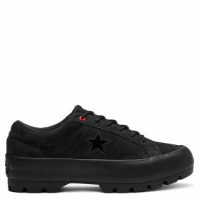 One Star Lugged Low Top