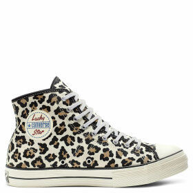 Converse Lucky Star Archive Prints High-Top