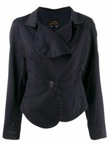 Vivienne Westwood Pre-Owned curvy slim jacket - Black