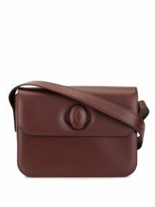 Cartier Must De Cartier Shoulder Bag - Red