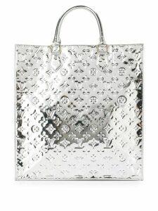 Louis Vuitton Pre-Owned Monogram Miroir Sac Plat tote - Silver