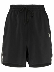 adidas by Danielle Cathari X Daniëlle Cathari striped shorts - Black