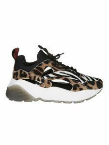 Stella McCartney Eclypse Animal Print Sneakers