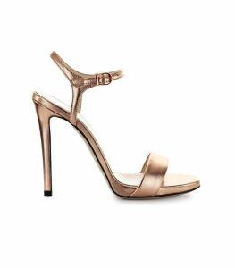 Marc Ellis Copper Leather Sandal