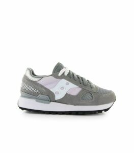 Saucony Originals Shadow Grey Orchid Sneakers