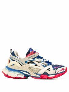 Balenciaga Track.2 open sneakers - NEUTRALS