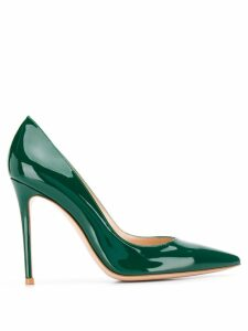 Gianvito Rossi Paris pumps - Green