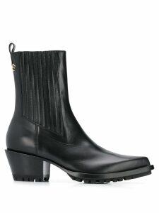 Ermanno Scervino Western boots - Black