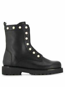 Twin-Set embellished ankle boots - Black
