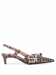 Sergio Rossi Icona pumps - PINK