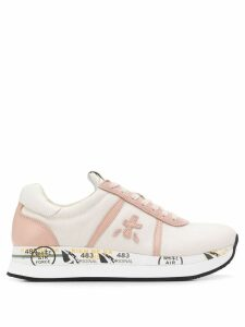 Premiata lace up sneakers - Pink