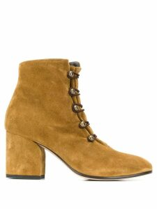 Officine Creative Lou ankle boots - Brown