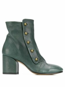 Officine Creative Lou ankle boots - Green
