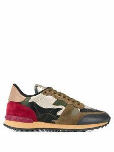 Valentino Valentino Garavani Rockstud Rockrunner sneakers - Green