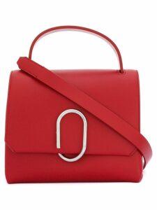 3.1 Phillip Lim Alix Mini Top Handle Satchel - Red