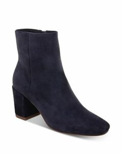Splendid Women's Heather 2 Block Heel Booties