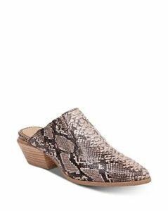 Splendid Women's Hailee 2 Stacked Heel Mules