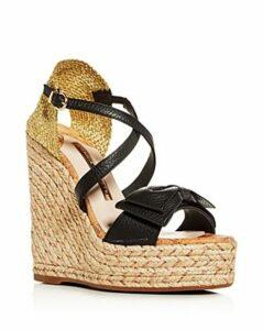 Sophia Webster Women's Bonnie 140 Platform Wedge Espadrille Sandals