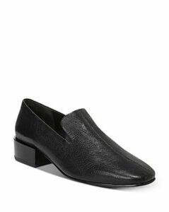 Via Spiga Women's Baudelaire Leather Loafers